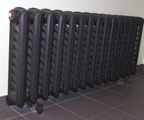 Par radiatoru maiņu